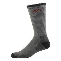 USA Darn Tough 1941 Gray/Black Mens Hiker M L XL Boot Sock C