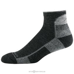 Darn Tough Vermont Men's 1/4 Merino Wool Cushion Hiking Sock