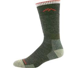 Darn Tough Vermont Men's Boot Sock Cushion 1403,Olive,US L