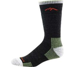 Darn Tough Vermont Merino Wool Boot Cushion Sock,Lime,Large